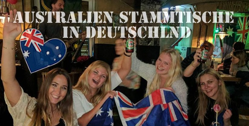 Australien Stammtische in Deutschland