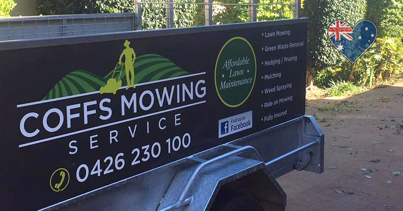 Lawn Mowing Coffs Harbour