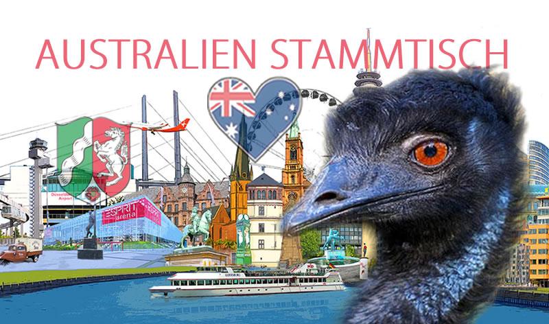 Australien Stammtische in Nordrhein Westfalen