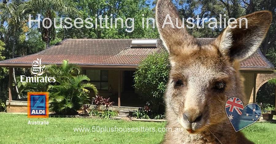 Haushüten in Australien