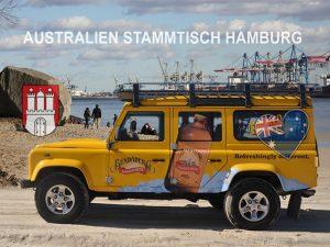 australien stammtisch hamburg