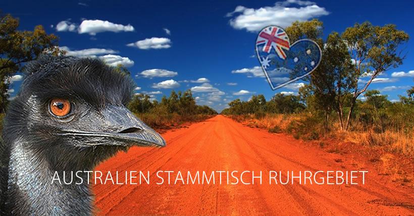 Australien Stammtisch Ruhrgebiet