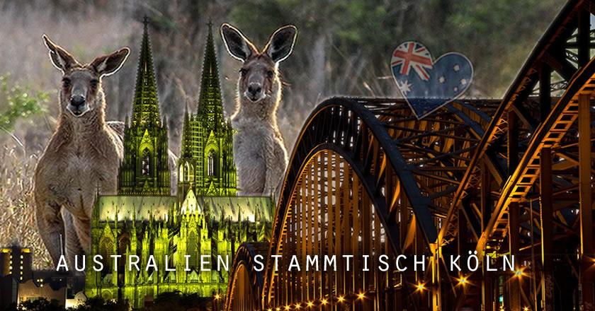 Australien Stammtisch Köln