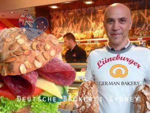 Deutsche Bäckerei in Sydney