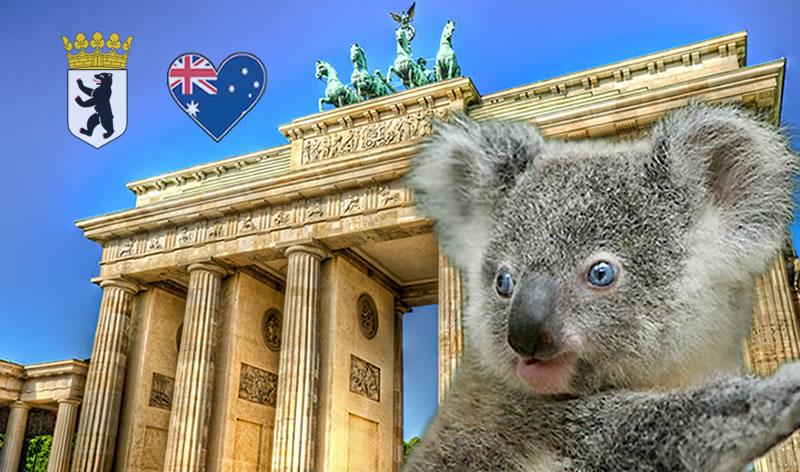 Australien Stammtisch Berlin