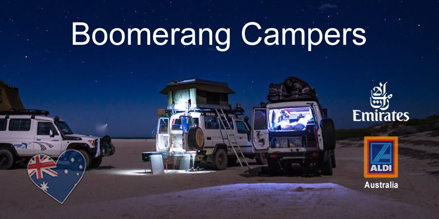 Boomerang Campers