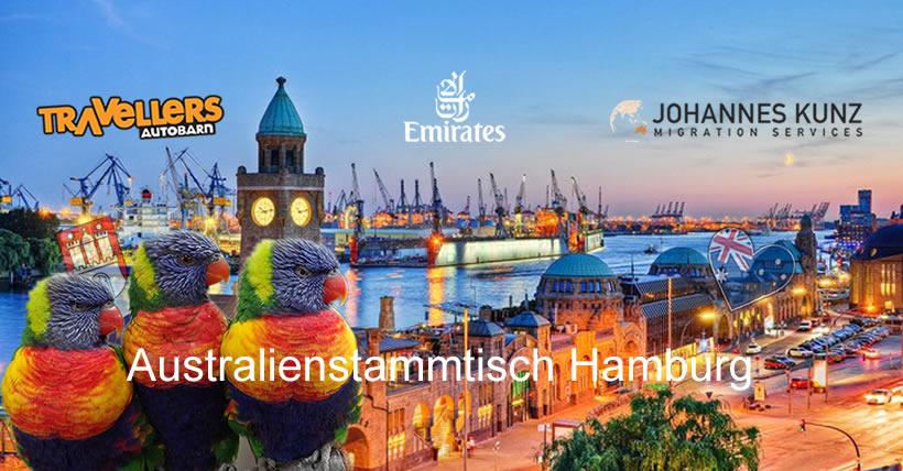 Australien Stammisch Hamburg