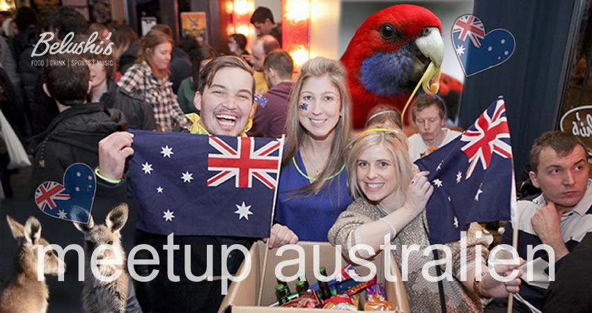 meetup australien