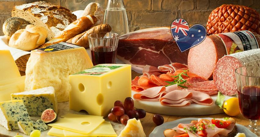 Deutsche Delikatessen in Australien